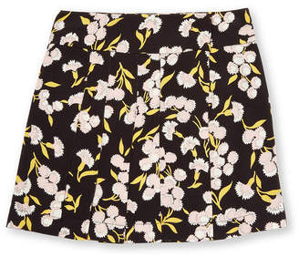 Marni Printed Cotton-Blend Skirt