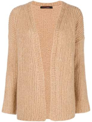Incentive! Cashmere open front cardigan