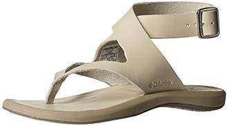 Columbia Women's Caprizee Leather Athletic Sandal