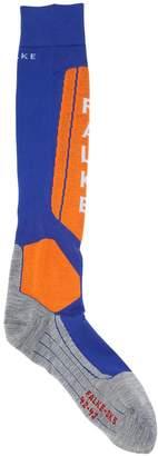 Falke Sk5 Silk Blend Ski Socks