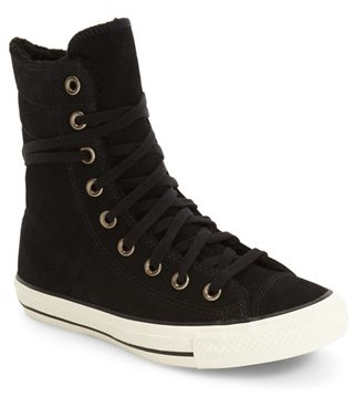 Women's Converse Chuck Taylor All Star High-Rise Sneaker $74.95 thestylecure.com