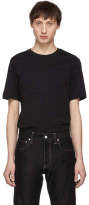 Helmut Lang Black Band Seam T-Shirt