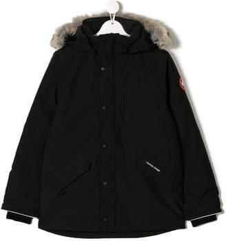 Canada Goose Kids padded parka jacket