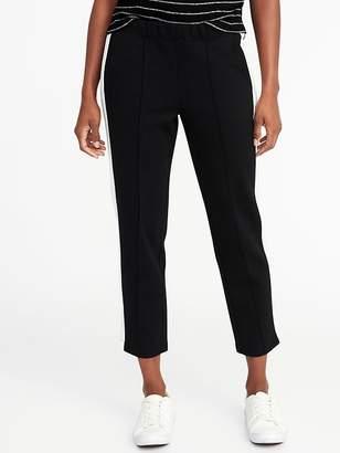 Old Navy Color-Block Side-Stripe Track Pants for Women