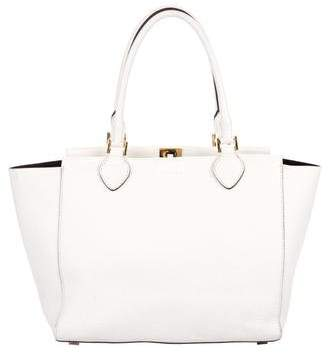 Michael Kors Large Miranda Leather Tote