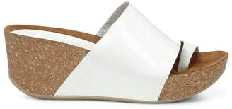 Donald J Pliner GINIE, Patent Leather Wedge Sandal