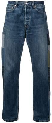 Puma Maison Yasuhiro classic straight-cut jeans