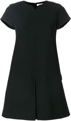 Courreges flared mini dress