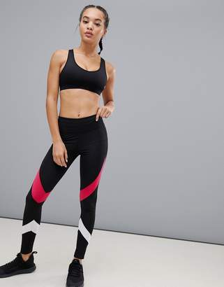 South Beach Color Block Leggings