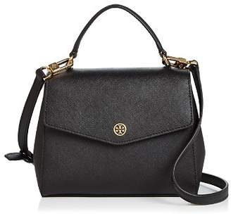 Tory Burch Robinson Small Leather Crossbody