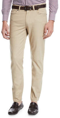 Peter Millar Men's Soft-Touch Twill Pants