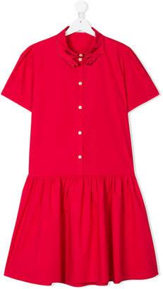 Vivetta Kids hands collar dress