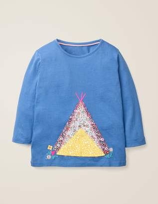 Boden Adventure Applique T-Shirt