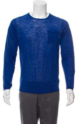 Paul Smith Linen Knit Sweater w/ Tags