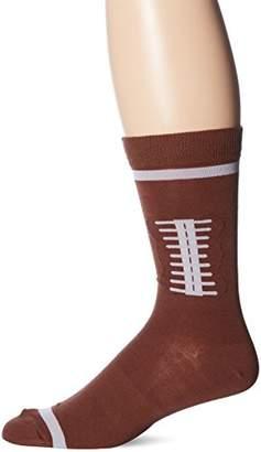 K. Bell Socks Men's Sporting Novelty Crew Socks