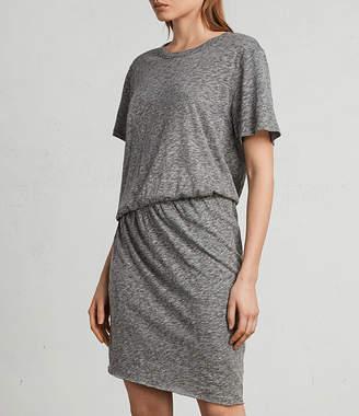 AllSaints Nandi Flame Dress