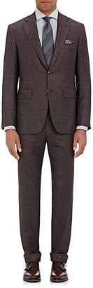 Canali CANALI MEN'S HOUNDSTOOTH TWO-BUTTON SUIT $2,095 thestylecure.com