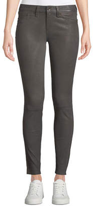Rag & Bone Leather Skinny Pants