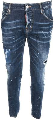 DSQUARED2 (ディースクエアード) - Dsquared2 Distressed Skinny Jeans