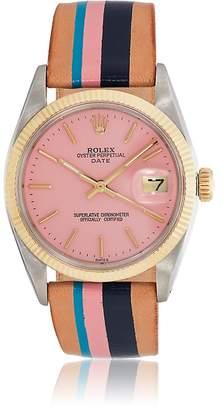 Rolex La Californienne Women's 1966 Oyster Perpetual Date Watch