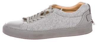 Buscemi Lyndon Wool Sneakers