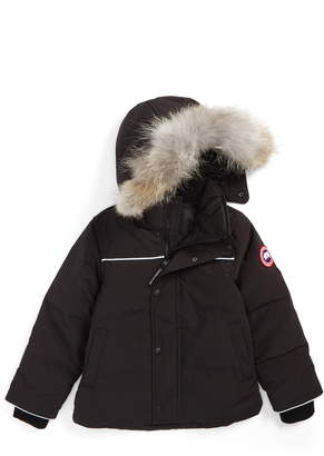 Canada Goose (カナダ グース) - Canada Goose Snowy Owl Down Parka with Genuine Coyote Fur Trim