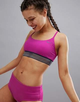 Nike Swim Crossback Sport Top