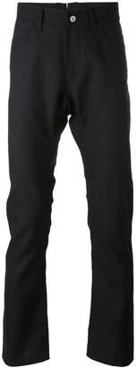 Junya Watanabe straight-leg trousers