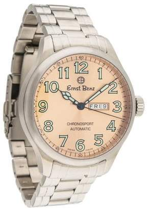 Ernst Benz Chronosport Watch