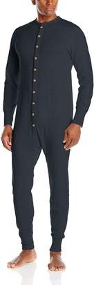Duofold Men's Mid Weight Double Layer Thermal Union Suit