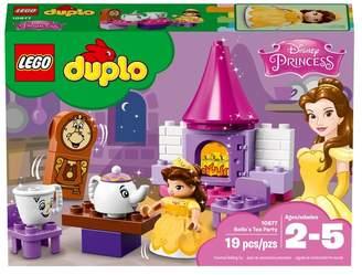 Lego Girls DUPLO Belle's Tea Party