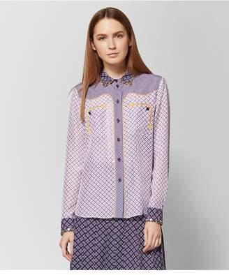 Bottega Veneta Monalisa Silk Shirt
