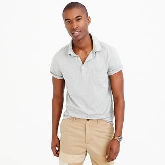 J.Crew Slim broken-in pocket polo shirt