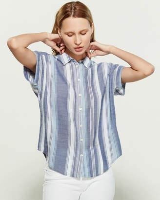 Calvin Klein Jeans Short Sleeve Striped Shirt