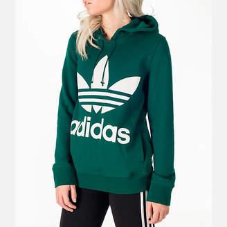 adidas Women's Trefoil Hoodie