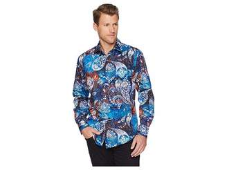 Robert Graham Mayar Long Sleeve Woven Shirt