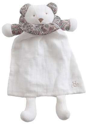 Pamplemousse Peluches x Liberty of London Bear Lovey Toy