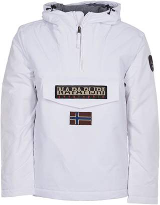 Napapijri Logo Hooded Jacket