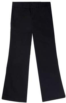 French Toast Girl's Flat-Front Pants