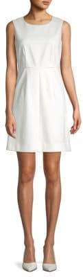 Diane von Furstenberg Classic Sleeveless A-line Dress