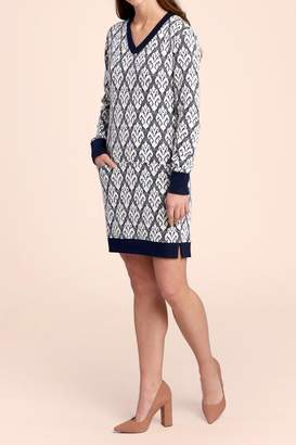Hatley Knit Brocade Dress