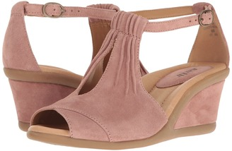 Earth - Caper Women's Wedge Shoes $109.95 thestylecure.com