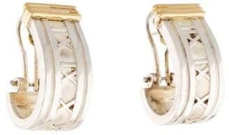 Tiffany & Co. Large Atlas Hoop Earrings