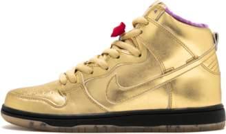 Nike SB Dunk High QS - Metallic Gold