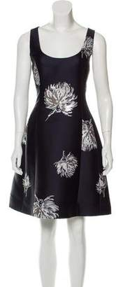 Prabal Gurung Fit & Flare Floral Print Dress w/ Tags