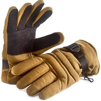 Hands On SK1000-XL, Big Duck Premium Heavy Duck Fabric Work Glove, 3M Thinsulate Lined, 100% Waterproof