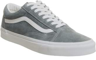 a2d4e554d7 Vans Old Skool Trainers Stormy Weather True White
