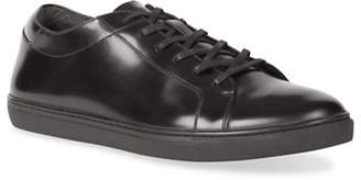 Kenneth Cole New York Kam Leather Low Top Sneakers