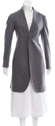 Brunello Cucinelli Knee-Length Shawl Collar Coat