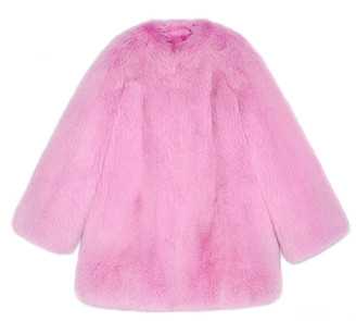 Fox fur coat $19,000 thestylecure.com